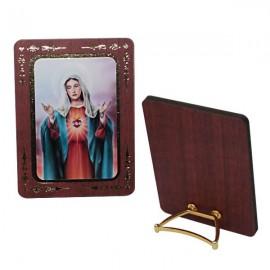 Cadre du sacré coeur de Marie