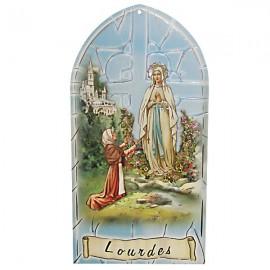 Cadre de l'apparition de Lourdes