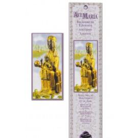 """Pochette encens """"Notre Dame de Montserrat"""" - 15 pces - 60gr"""