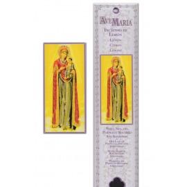"""Pochette encens """"Notre Dame du Perpétuel Secours"""" - 15 pces - 60gr"""