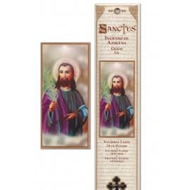 Pochette encens - Saint Jude - 15 pces
