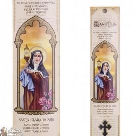 Pochette encens - Sainte Claire - 15 pces
