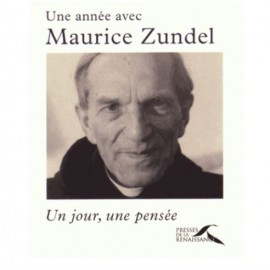 A Year with Maurice Zundel